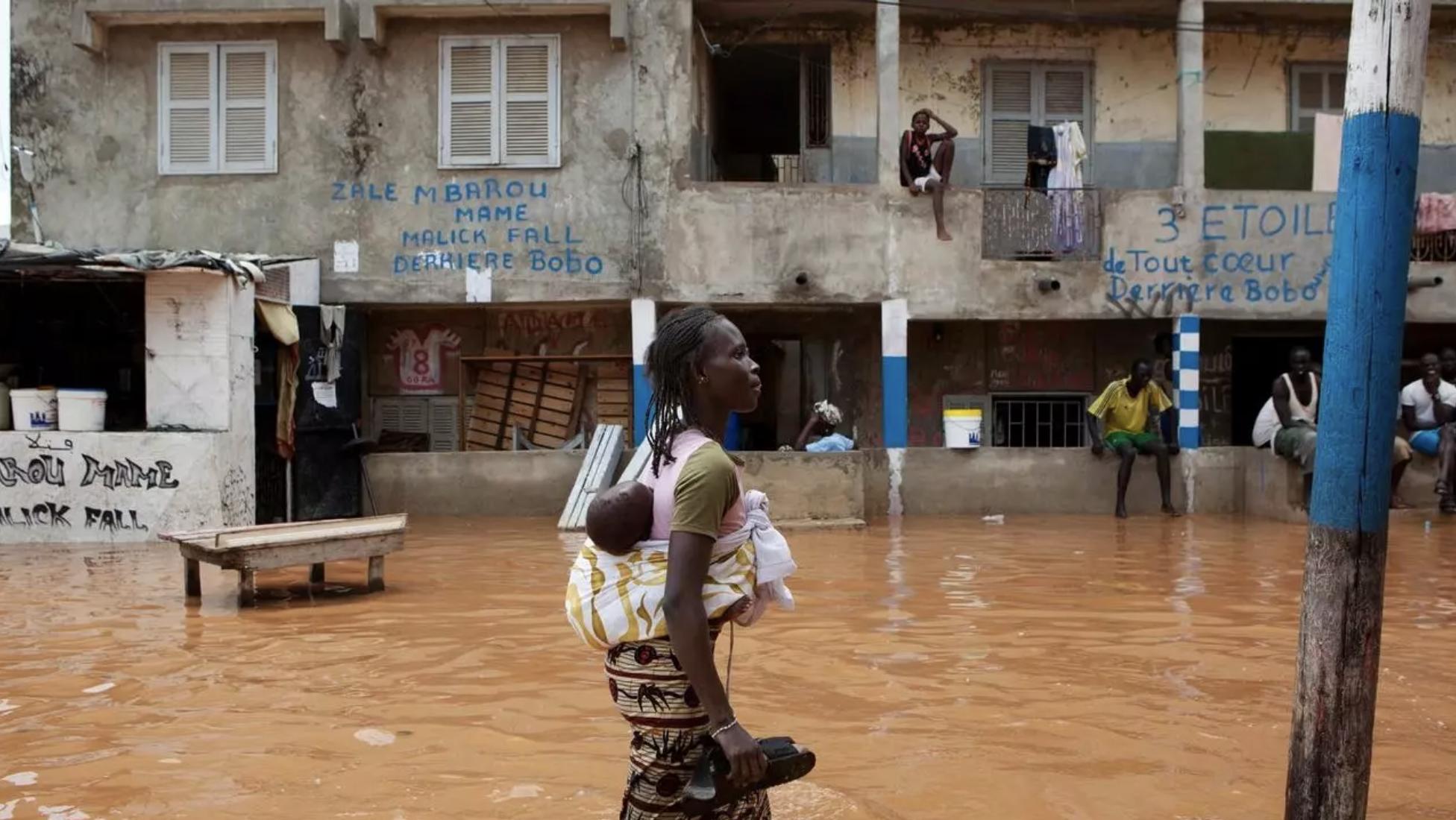 Inondations Afrique de l'Ouest