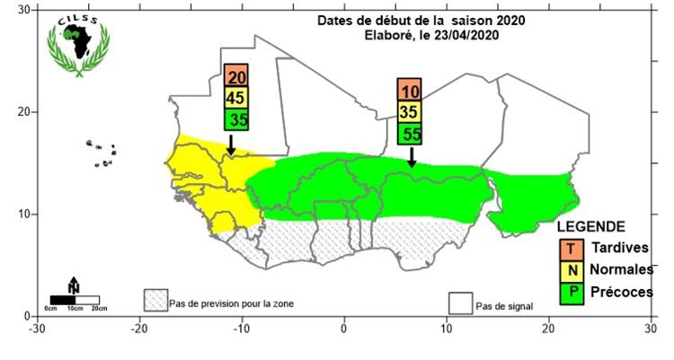 Prévision Météo Inondation Afrique de l'Ouest